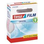 Nastro trasparente tesafilm  Crystal