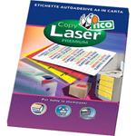 Etichette Copy Laser fluorescenti