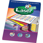 Etichette Copy Laser per Cd e A3