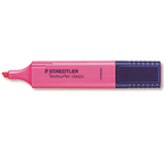 Evidenziatore Textsurfer Classic - punta a scalpello - tratto da 1,0-5,0mm - fucsia  - Staedtler