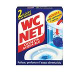 Cassetta Acqua Blu - 2 tavolette - WC Net