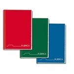 Rubrica cartonato - 1 rigo - A4  - 48 fogli - Blasetti