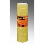 Nastro adesivo Scotch® 508 - 15 mm x 10 mt - trasparente - Scotch® -  torre 10 rotoli