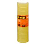 Nastro adesivo Scotch® 508 - 15 mm x 33 mt - trasparente - Scotch® - torre 10 rotoli