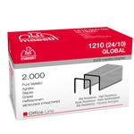 Punti eurostaples 1210 Global - 24/10 - metallo - Romeo Maestri - conf. 2000 pezzi