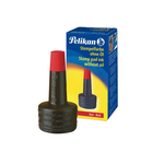 Inchiostro 4k per cuscinetti - rosso - senza olio - 28 ml - Pelikan