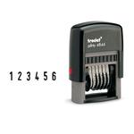 Numeratore autoinchiostrante 6cifre 4mm printy eco 4846 trodat