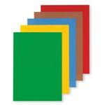 Copertine rilegatura Video - A4 - R20 - 180 micron - rosso coprente - Sei Rota - scatola 100 pezzi