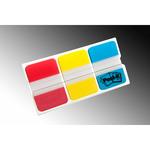 Segnapagina Post it® Index Strong Medium - 25x38 mm - colori classici - Post it® - conf. 66 pezzi