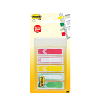 Segnapagina Post it® Index Mini Freccia - 12x43,2 mm - 5 colori classici - Post it® - conf. 100 pezzi