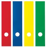 Copridorso CDR P - PVC adesivo - giallo - 7x34,5 cm - Sei Rota - conf. 10 pezzi