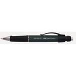 Portamine Grip Plus Metallic - mina 0,70mm - fusto verde - Faber Castell