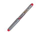 Penna stilografica Vpen Silver - rosso - Pilot
