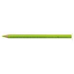 Matita evidenziatore Textliner Dry 1148 Grip Jumbo - diametro mina 5,4mm - verde - Faber Castell