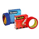 Nastro antieffrazione Scotch® Secure Tape - blu - larghezza 35 mm - lunghezza 33 m