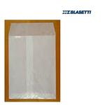 Busta a sacco - carta pergamino - 130x180 mm - 40 gr - Blasetti - conf. 1000 pezzi