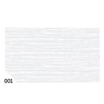 Carta crespa - 50x250cm - 60gr - bianco 001 - Sadoch - conf. 10 rotoli