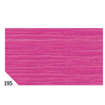 Carta crespa - 50x250cm - 60gr - fucsia 195 - Sadoch - Conf. 10 rotoli