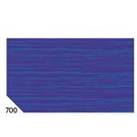 Carta crespa - 50x250cm - 60gr - blu 700 - Sadoch - Conf. 10 rotoli