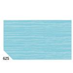 Carta crespa - 50x250cm - 60gr - azzurro 625 - Sadoch - Conf. 10 rotoli