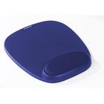 Mousepad con poggiapolsi - Memory Foam - blu - Kensington