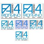 Album F4 - 24x33cm - 220gr - 20 fogli - liscio - squadrato - Fabriano
