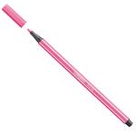 Pennarello Pen 68  punta feltro -  tratto1,00mm - eliotropo  - Stabilo - conf. 10 pezzi