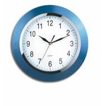 Orologio da parete Style - diametro 33,5 cm - blu - Alco