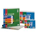 Blocco note Team - 5mm - 150 x 210mm - 50gr - 60 fogli - Blasetti