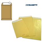 Busta a sacco avana - serie Monodex - strip adesivo - 300x400 mm - 120 gr - Blasetti - conf. 500 pezzi