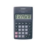 Calcolatrice tascabile HL - 815L BL - 8 cifre - grigio - Casio
