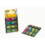 Segnapagina Post it® Index Mini Freccia - 4 colori vivaci - Post it® - conf. 96 pezzi