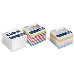 Foglietti Cubo - bianco - 95 x 95mm - 80gr - 700 fogli - Favini