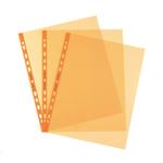 Buste forate Favorit Art - Superior - liscio - 22x30 cm - arancio - Favorit - conf. 25 pezzi