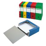 Scatola archivio Spazio - dorso 12 cm - 25x35 cm - blu - Sei Rota