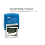 Timbro Printer S220/W Polinomio - 12 diciture - 4 mm - autoinchiostrante - Colop®