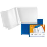 Portalistini personalizzabile Uno TI - 30x22 cm (album) - 48 buste - blu - Sei Rota