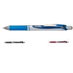 Roller a scatto Energel XM Click - punta 0,7mm - blu  - Pentel