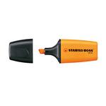 Evidenziatore Boss Mini - punta a scalpello- tratto 2,0-5,0mm - arancio - Stabilo