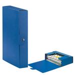 Scatola progetto Eurobox - dorso 6 cm - 25x35 cm - blu - Esselte