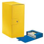 Scatola progetto Eurobox - dorso 15 cm - 25x35 cm - giallo - Esselte
