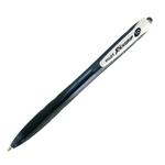 Penna a sfera a scatto Rexgrip Begreen - punta 1,0mm - nero - Pilot
