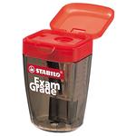 Temperamatite Exam Grade 1 foro - con contenitore - Stabilo