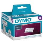 Rotolo 300 etichette LW 113560 - 41x89 mm - rimovibile - per badge - bianco - Dymo