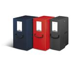 Scatola archivio Pick Up - dorso 20 cm - 35x25 cm - rosso - Fellowes