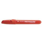 Marcatore Redimark - rosso - punta tonda 3,5mm - Tratto