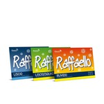 Album Raffaello - 240x330mm - 100gr - 20fg - ruvido - Favini