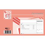 Blocco comunicazioni telefoniche - 50/50 fogli autoricalcanti - 9,9 x 17cm - Edipro