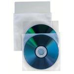 Buste a sacco Insert CD Pro - con divisorio interno - patella di chiusura - PPL - Sei Rota - conf. 25 pezzi