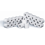 Rotoli calcolatrici - 58mm x 28mt - diametro esterno 58mm - anima 12mm - 55gr - cellulosa - Rotomar - blister 10 rotoli